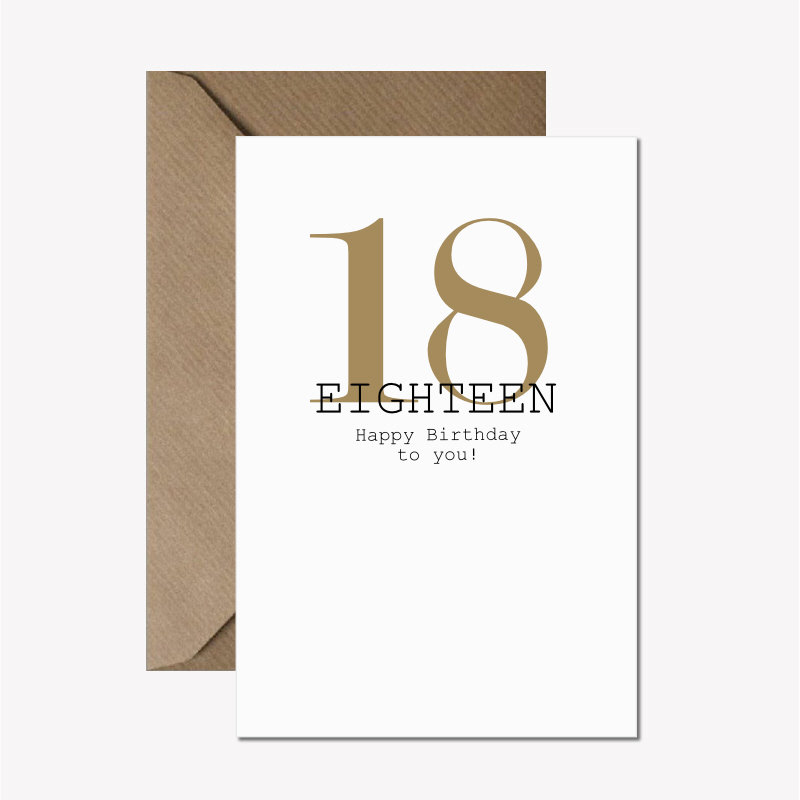 18th birthday card always sparkle bookmarktalkfo Images