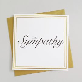Sympathy / Thinking of you / Get well