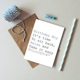 Male birthday card. Birthday card for men. Funny male birthday card. Humorous card for men. Funny Birthday card